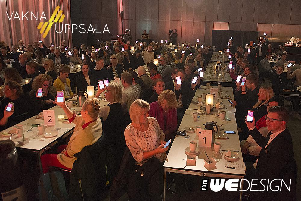 100 Vakna Uppsalabor stödjer Portionskampen